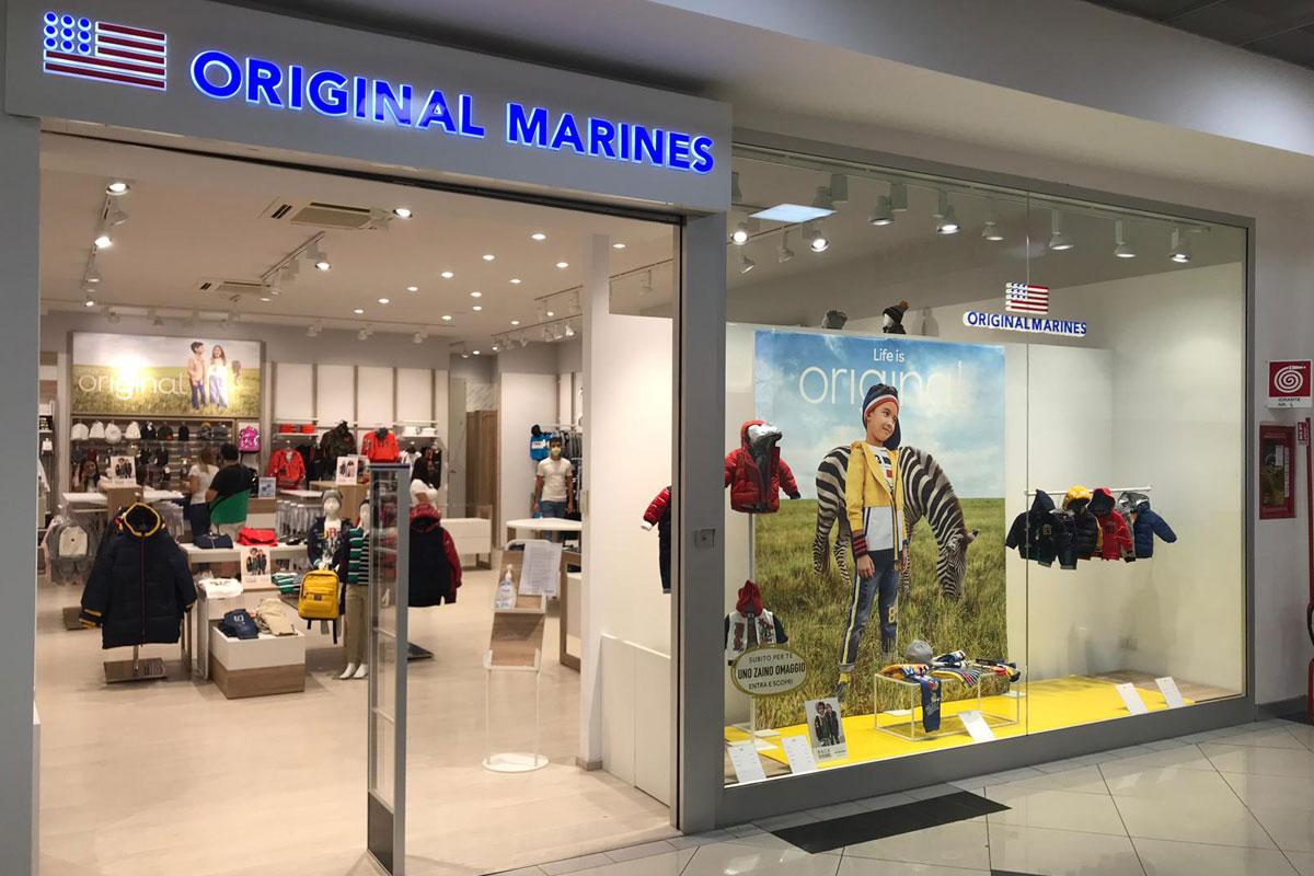 Original Marines al Centro Guadagna
